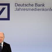 La Deutsche Bank change de patron