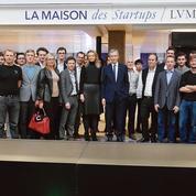 LVMH chez Station F pour inventer le futur du luxe