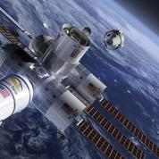 Une entreprise affirme vouloir ouvrir un hôtel de luxe dans l'espace en 2022