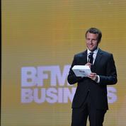 Après TF1 jeudi, Macron sera face à Bourdin et Plenel dimanche soir