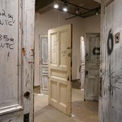 Des portes du mythique Chelsea Hotel de New York ont été sauvées par un sans-abri
