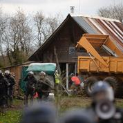 Notre-Dame-des-Landes : des blessés après des affrontements entre gendarmes et zadistes