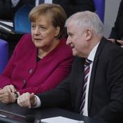Merkel chahutée par ses conservateurs