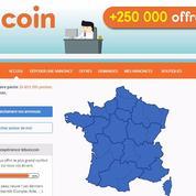 Leboncoin se lance sur le marché porteur de l'emploi cadres