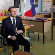 Ce qu'il faut retenir de l'interview de Macron au 13h de TF1