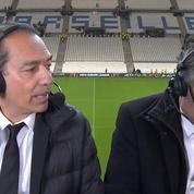 Denis Balbir insulte les joueurs de Leipzig en pensant son micro éteint