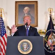 Trump et les généraux américains déclarent «mission accomplie» en Syrie