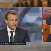 Macron sur BFM: 10 tweets qui illustrent l'ambiance électrique sur le plateau