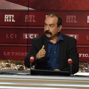 Philippe Martinez (CGT): «Les cheminots sont déterminés»