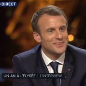 Macron félicite le PSG pour son titre mais réaffirme son soutien à l'OM