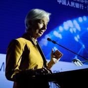 Lagarde avertit du risque d'endettement lié aux «nouvelles routes de la soie» de Xi