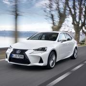 Lexus IS 300h : une familiale racée en mode hybride