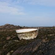 Finistère: un morceau présumé de fusée SpaceX retrouvé sur l'île de Quéménès