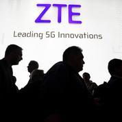 Le chinois ZTE privé de composants américains