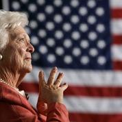 Barbara Bush, «la grand-mère de l'Amérique», est décédée