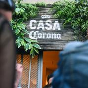 Casa Corona, bar éphémère à Paris