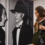 Le métro de New-York rend hommage à David Bowie à travers une exposition photo