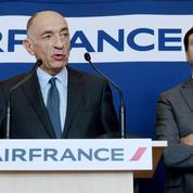 Grève chez Air France: le PDG Jean-Marc Janaillac met sa démission en jeu