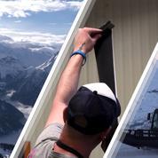 """""""Sur la neige"""" : secrets des sports d'hiver et des stations de ski"""