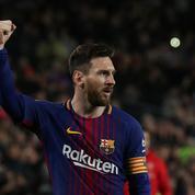 Messi footballeur le mieux payé au monde devant Ronaldo