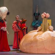 Mârouf, savetier du Caire à l'Opéra-Comique: un conte des mille et une nuits