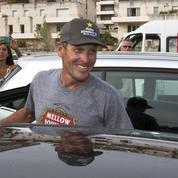 Lance Armstrong en Israël pour commenter le Tour d'Italie