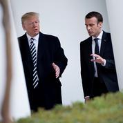 Trump et Macron se rapprochent sur l'Iran