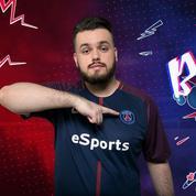Fan de l'OM, il rejoint l'équipe eSports du PSG et se fait insulter
