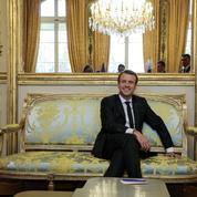 Comme Hollande, Macron se confie à des journalistes qui préparent un livre