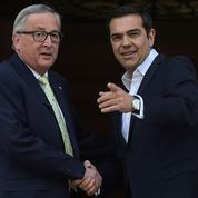 Jean-Claude Juncker valide la fin de la tutelle internationale de la Grèce