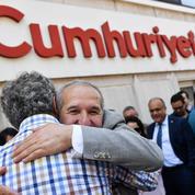 Turquie: prison ferme pour les journalistes de Cumhuriyet