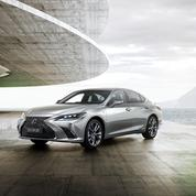 La Lexus ES 300h sera proposée de l'Atlantique à l'Oural