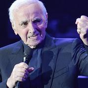 Charles Aznavour annule un récital à Saint-Pétersbourg pour raison de santé