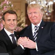 Emmanuel Macron en quête de résultats à l'étranger