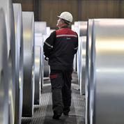 L'Allemagne redoute des sanctions américaines sur l'acier européen