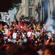 Macron confronté à une semaine sociale animée
