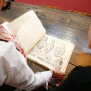 À la bibliothèque d'Ajaccio, découverte du premier et très rare traité d'égyptologie