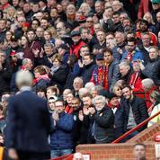 Le magnifique hommage d'Old Trafford à Wenger