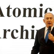 Nétanyahou accuse l'Iran d'avoir un programme nucléaire secret