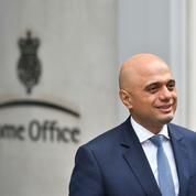 Royaume-Uni : Sajid Javid, un nouveau ministre de l'Intérieur dans un gouvernement fragilisé