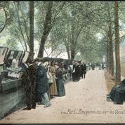 L'histoire des bouquinistes racontée dans Le Figaro Littéraire de 1910
