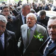 Jean-Marie Le Pen : «Marine Le Pen est obligée d'être candidate aux européennes»
