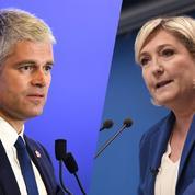 1er Mai : «Faillite de l'État» pour Wauquiez, «complicité» selon Le Pen