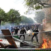 À Paris, les casseurs enflamment le défilé du 1er Mai