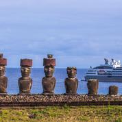 «20.000 lieux sur les mers», de Tahiti à l'île de Pâques