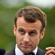 1er Mai : pour Macron, «la journée du travail c'est la journée des travailleurs, pas celle des casseurs»