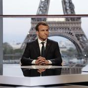 Le carnet de notes d'Emmanuel Macron après un an de réformes