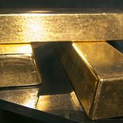La demande d'or est au plus bas depuis près de dix ans