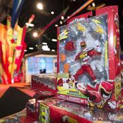 Hasbro s'offre les Power Rangers