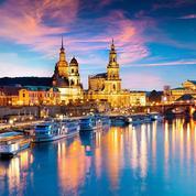 L'Elbe et la Moldau sur un air de musique